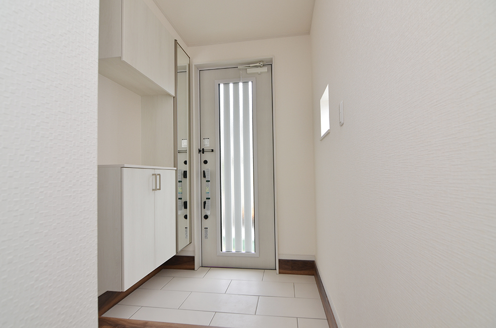 津島町 2階建て新築住宅